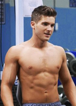 Before & After: Cody Christian's body transformation, The Starving Games - 2013 & Teen Wolf - 2015