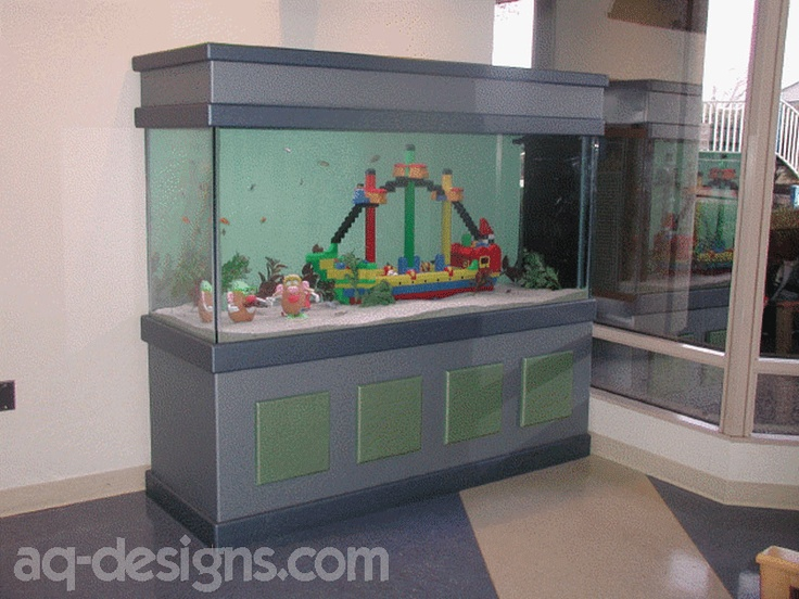 Custom built aquarium stands woodworking projects plans for Custom fish tank stand