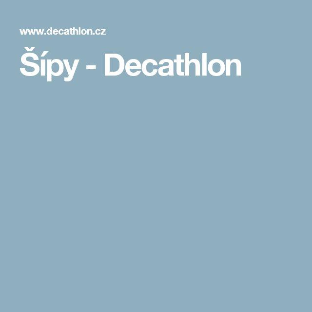 Šípy - Decathlon