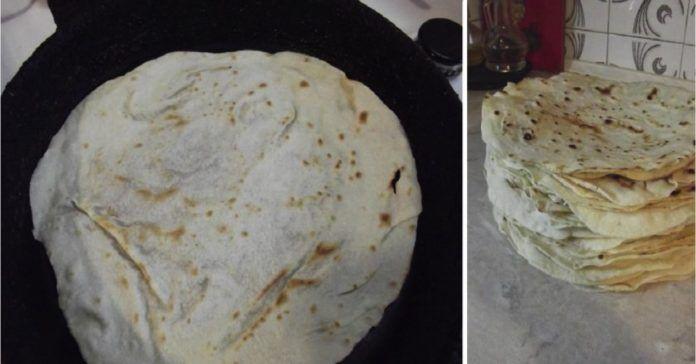 Arabský pita chlieb naberá v poslednej dobe na veľkej popularite. A nie je divu – je proste dokonalý! Pochutí si na ňom úplne každý a dnes si ukážeme ten najjednoduchší spôsob, ako ho pripraviť. Bude vám stačiť niekoľko základných ingrediencií, ktoré už určite máte doma! Ingrediencie: – 350 g pšeničnej múky hladkej – 150 ml vody -30 ml slunečnicováý olej –