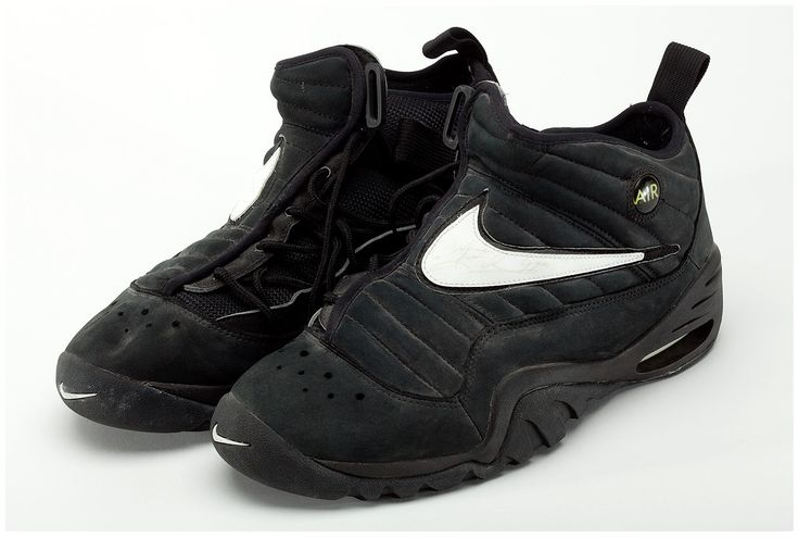 A Look Back At Dennis Rodman's Game-Worn Nike Shake Ndestrukt