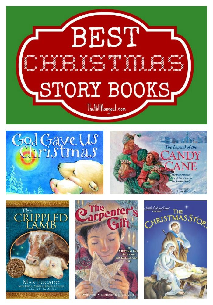 Best Christmas Story Books for Children