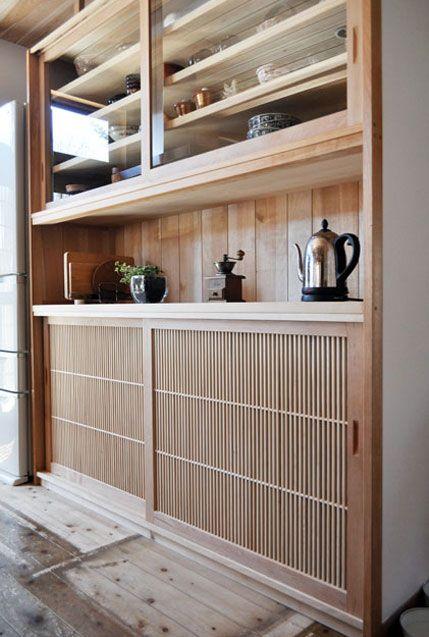自然素材の家 アトリエDEF » オリジナルキッチン