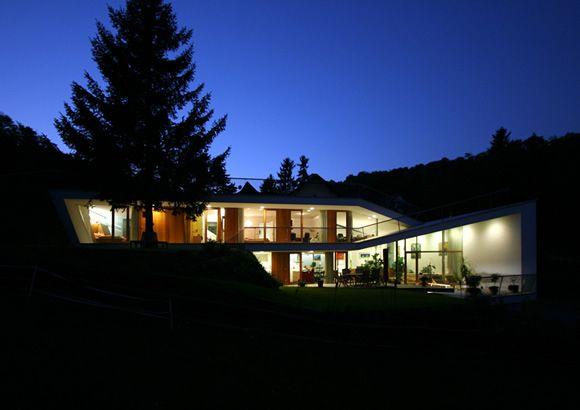Modern Austrian Home