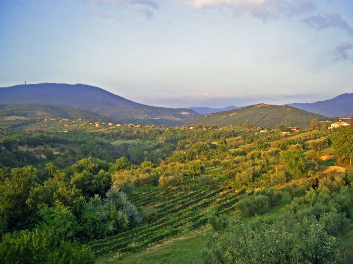 Information about Sabina in Italy and Sabine Hills near Rome | Visit Sabina in Italy