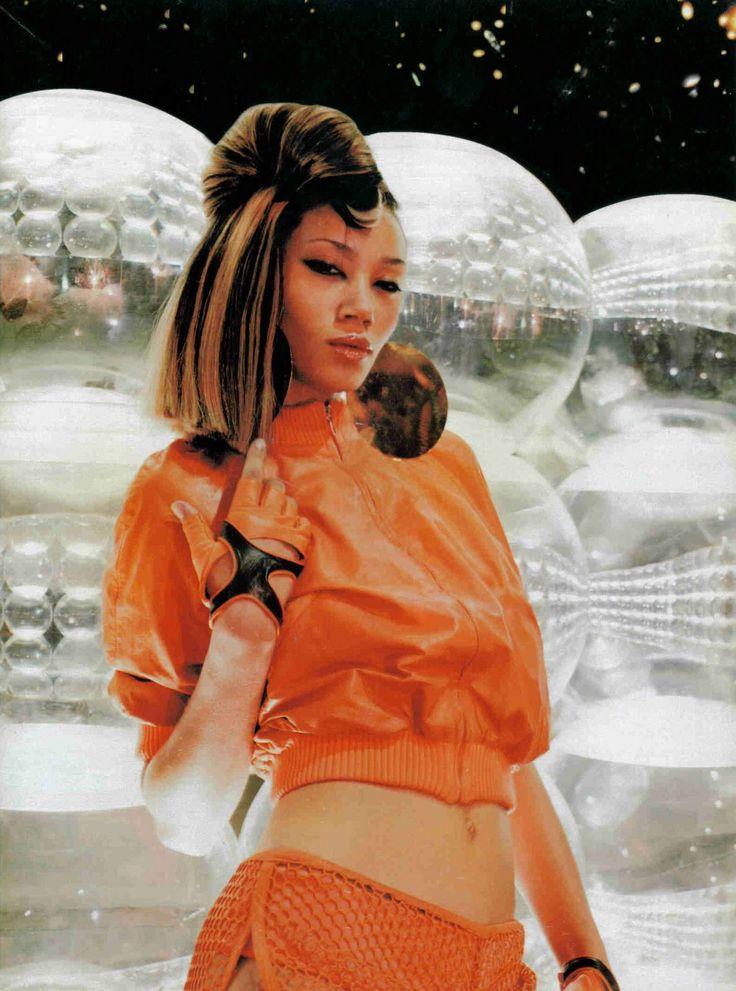 """"""" """"Le Freak C'est Chic"""" photographed by Jamil GS, Vibe Magazine June/July 2000 """""""