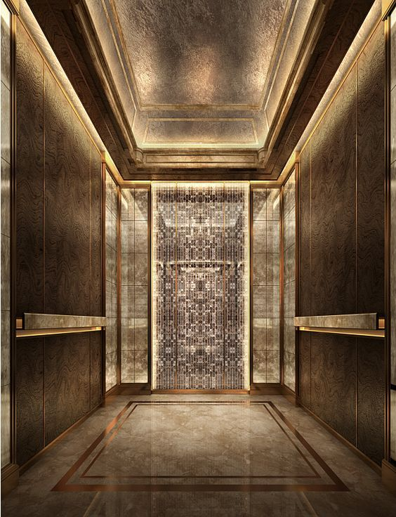 233 Best Images About Lift Lobby Corridors On Pinterest