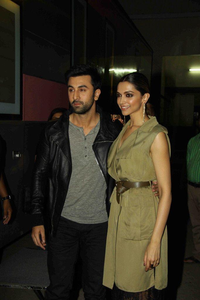 Ranbir Kapoor and Deepika Padukone at film Tamasha media interaction – Veeshack.com | Fashion for the World
