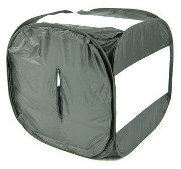 Light Tent - Black and White - 75x75x75cm