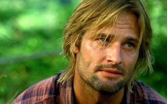 Oh Sawyer, I get LOST with you.