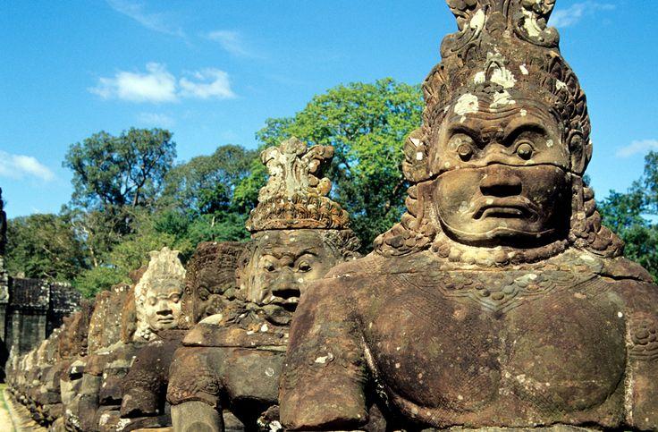 Angkor: Tempio Bayon