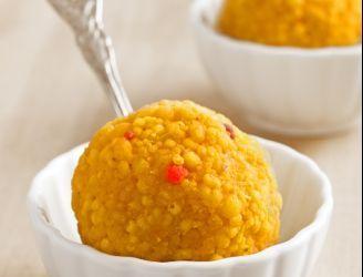 Laddoo, czyli indyjskie kuleczki | Blog kulinarny - oryginalne przepisy oraz porady kulinarne