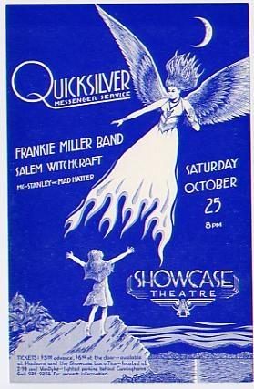 Quicksilver Messenger Service - Frankie Miller Band - Salem Witchcraft