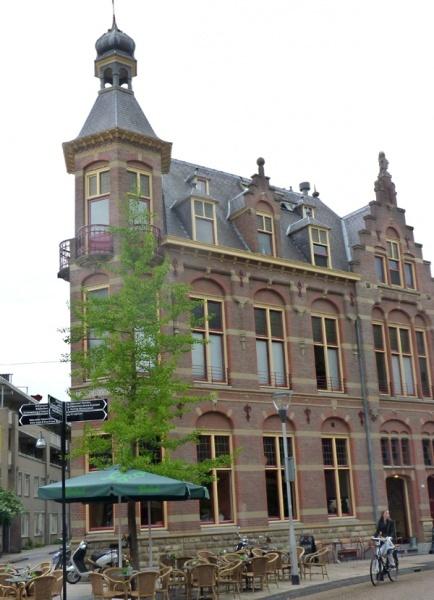 Spaarbank - Tilburg, The Netherlands