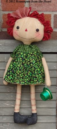 I'm thinking little orphans girls would love a special dolly made just for her!
