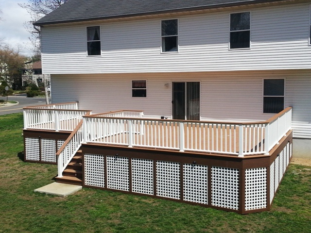 Accent Trim Around Deck Skirting Great Outdoors
