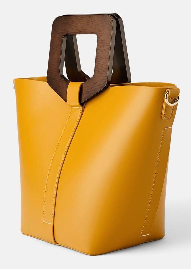 Torba Zara 299 90 Kn Leather Handbags Bags Women Handbags