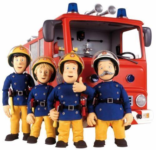 fireman sam wall sticker vinyl decal | eBay
