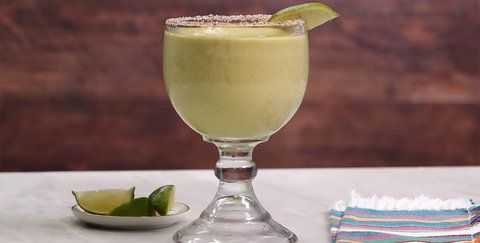 How to Make a Healthier Margarita | You'll love this drink's secret ingredient.