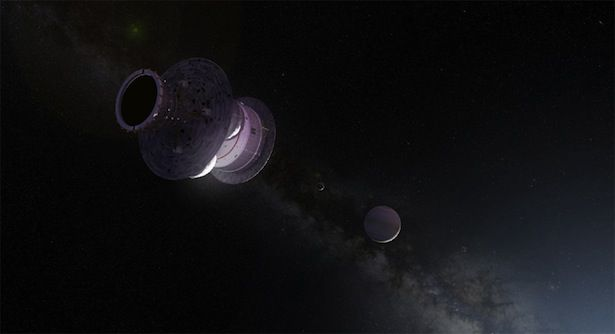 Atlantic article on Project Icarus:  Planning mankind's first interstellar voyage