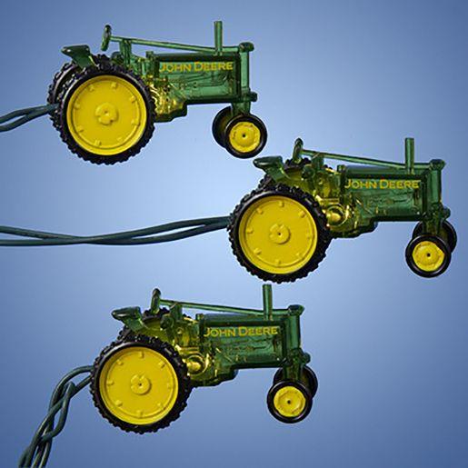 John Deere Tractor Light Set