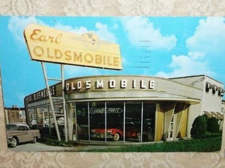 1958 Earl Oldsmobile, Inc., Dealership, Cleveland, Ohio