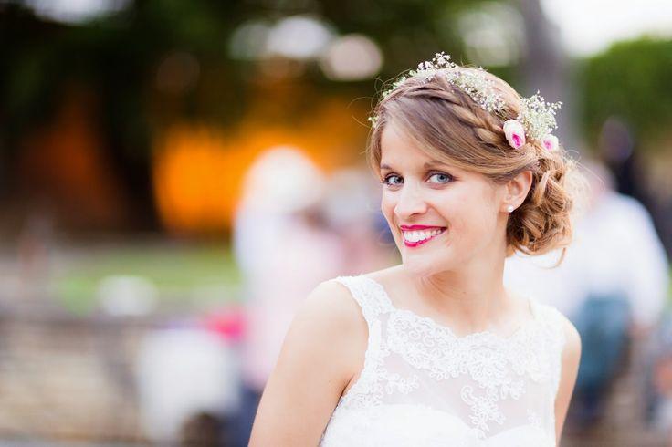 Les moineaux de la mariée: {Vrai mariage} Emma & Romain