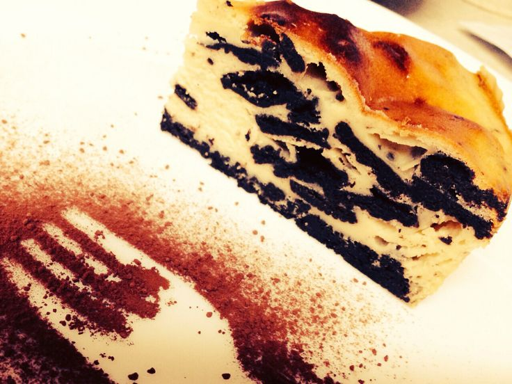 VD♡Oreo cheese cake