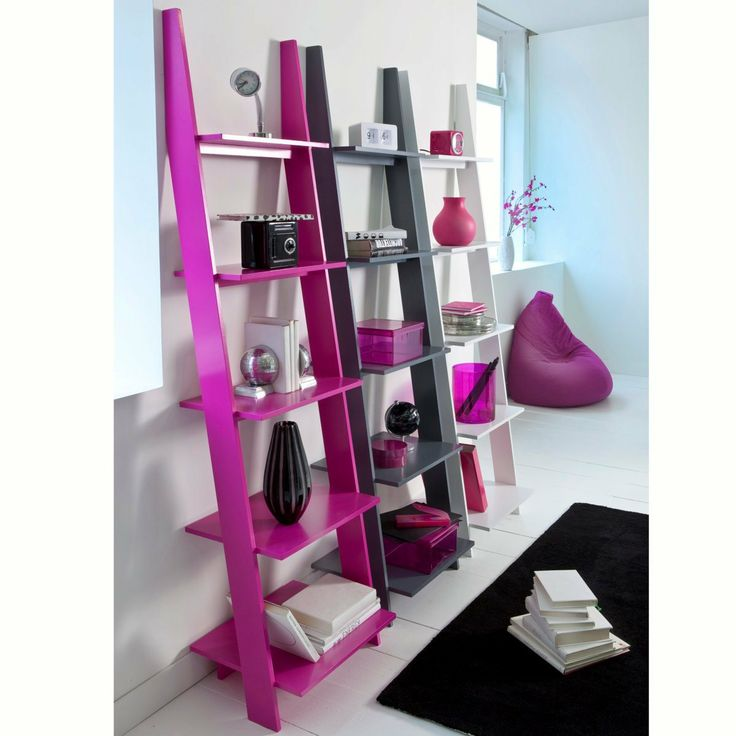 17 meilleures id es propos de chelle de biblioth que. Black Bedroom Furniture Sets. Home Design Ideas
