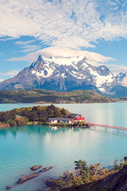 Torres del Paine National Park, Chile  Patagonia @Sheila S.P. S.P. S.P. S.P. Wood Hulsey Snow