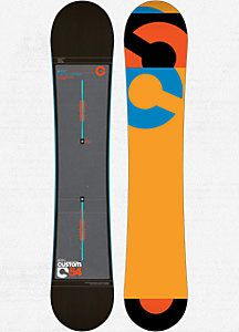 Custom Snowboard    The one-board answer to all terrain.