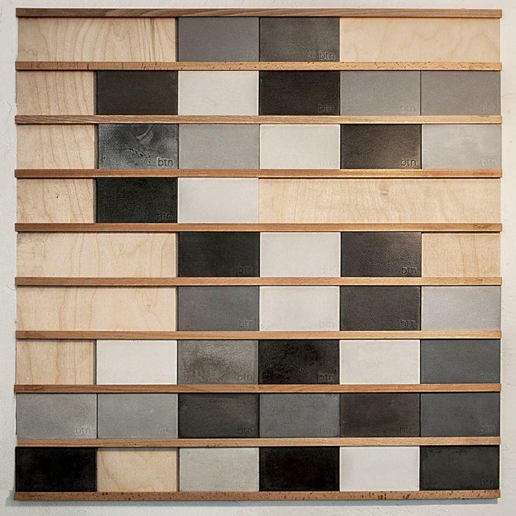 vzorník betone I shade sampler