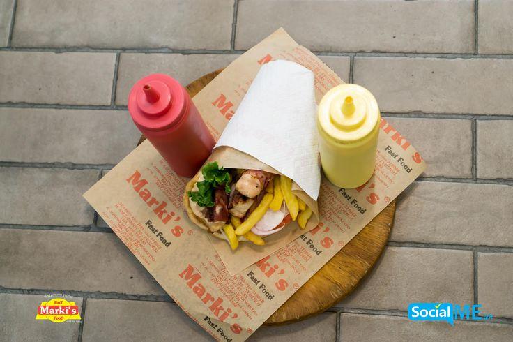 Το καλύτερο Σουβλάκι κοτομπέικον που έχεις φάει.. ΜΗΝ περιμένεις Παρήγγειλε Online στο ==>> www.markisfood.gr   με -20% στην πρώτη σου παραγγελία..!!! #MarkisFood #Food #Thessaloniki