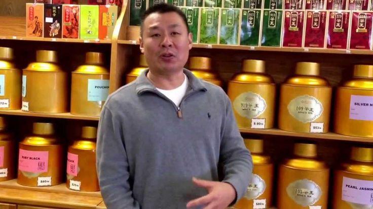 IGNITE YOUR LIFE! interview with Richard Lin, Ten Ren Tea and Herbs Shop...