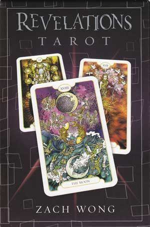 The Revelations Tarot is a unique tarot deck with completely reversible cards, allowing for an interesting perspective on the energy in play. 78 card deck comes with a 216 page book. It is suitable fo