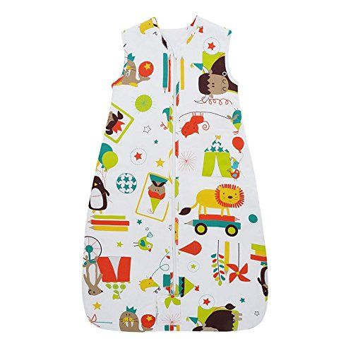 The Gro Company 0.5 TOG Travel Grobag Baby Sleep Bag – Baby  Travel in style and comfort with this Grobag baby sleep bag by the Gro Company.    Product Features :     Sleeveless   ^WHAT'S INCLUDEDTravel sleep bag   Nursery thermometer   User guide   Safe sleep information   Product Details: Fits babies from 6 to 18 months   Cotton   Machine wash     Travel opening for easy use with a 5-point harness Travel opening for easy use with a 5-point harness Supersoft cotton jersey lining Tra..