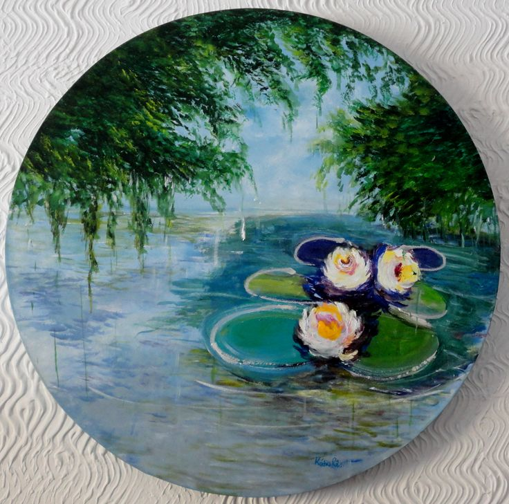 by Kátia Rê, like Monet