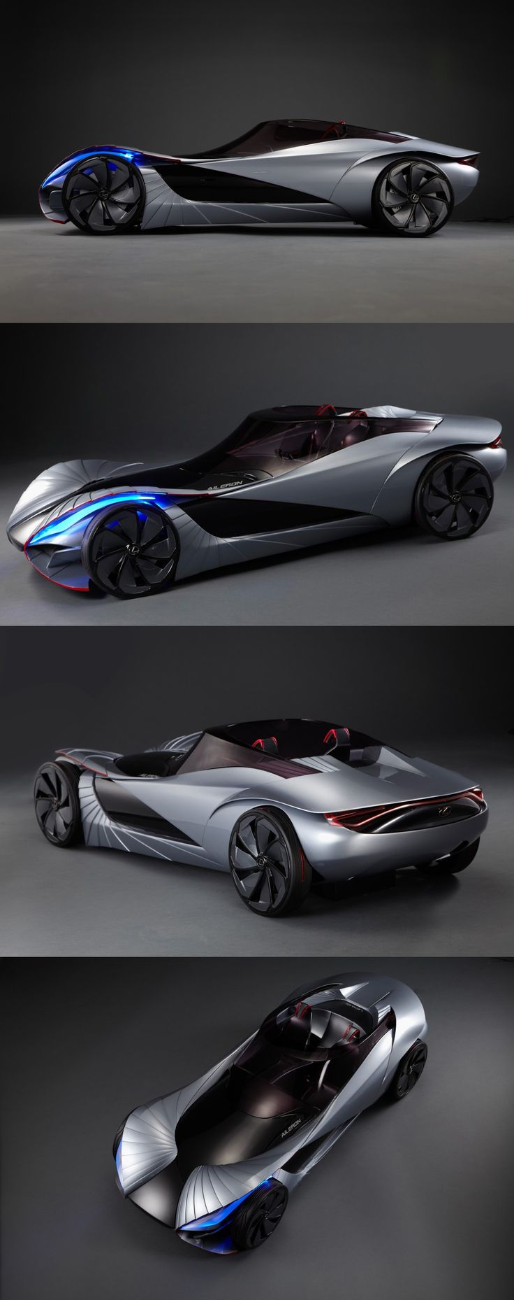 The Lexus Aileron is an unusual and radical concept car  ❤ www.healthylivingmd.vemma.com ❤