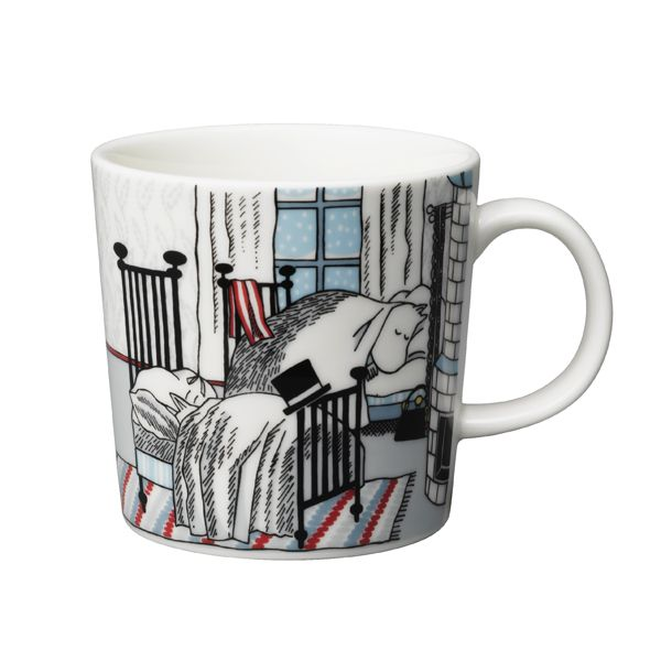 Moomin Winter 2015 Mug - Hibernation