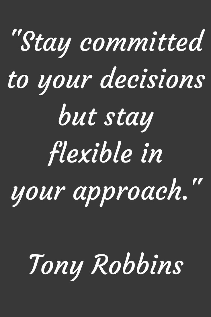 This Tony Robbins quote is one of my favorites! I was lucky enough to see him live at his Unleash The Power Within seminar and it was amazing.