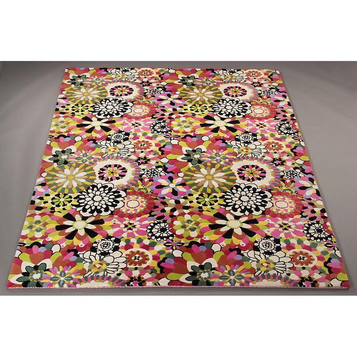 Цветочный ковер FLEURY NEW  #carpet #carpets #rugs #rug #interior #designer #ковер #ковры #дизайн  #marqis #antique #коверцветок #flowers
