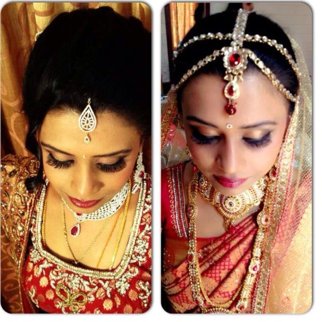 hair style of bridal best 25 indian wedding hairstyles ideas on 4582