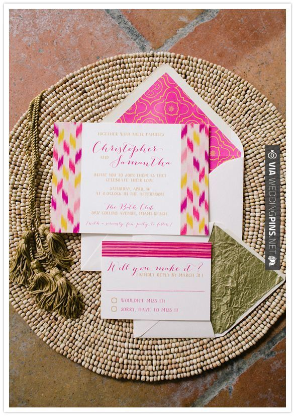 moroccan scroll wedding invitations%0A Sweet  Moroccaninspired invitation suite   CHECK OUT MORE GREAT PINK  WEDDING IDEAS AT