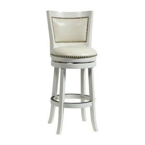 Luxury Boraam Bristol Swivel Counter Stool 24