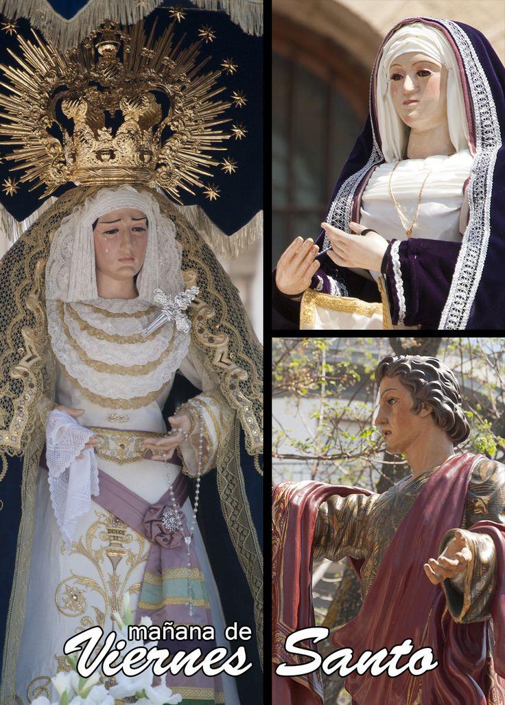Diseño de estampa con fotografías de Ester Contreras Parra realizada para José M. Aguilera, Hermano Mayor de la Real Cofradía del Dulce Nombre de Jesús y Santa Caridad.