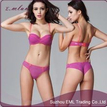 Young Lady sexy fancy new design push up bra and panty set / Women underwear set Best Seller follow this link http://shopingayo.space