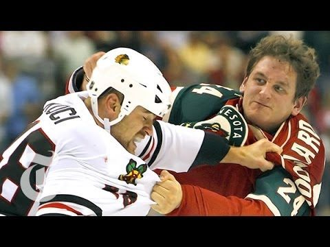 The New York Times: Punched Out: The Life and Death of an N.H.L. Enforcer (Derek Boogaard was one of the N.H.L.'s most feared fighters before overdosing on May 13, 2011)