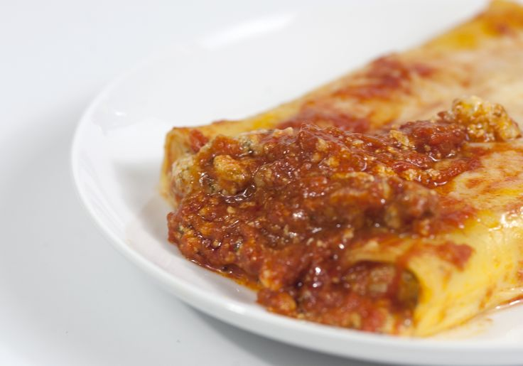 Lidia Celebrates America - Lidia Bastianich's recipe for manicotti.