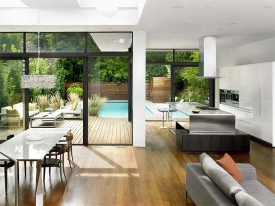 natural light SPLIT House by Superkül