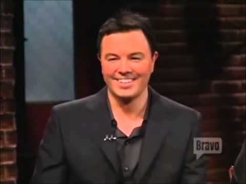 "▶ family guy voices seth macfarlane - YouTube ""We both get what we want, YAY!"""